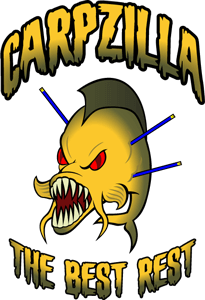 Carpzilla Bowfishing Arrow Rest Logo